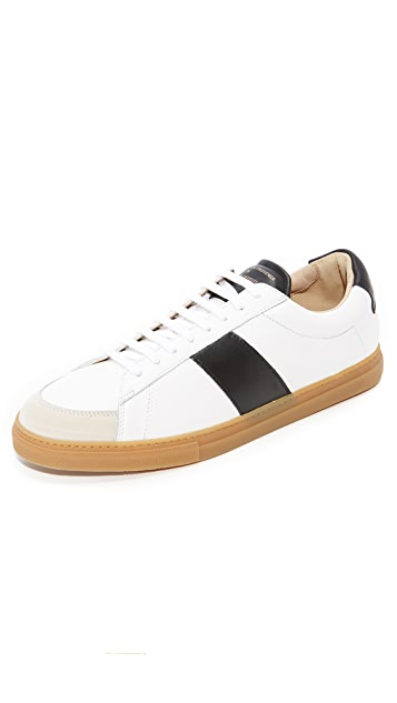 Zespa ZSP RC Leather Sneakers