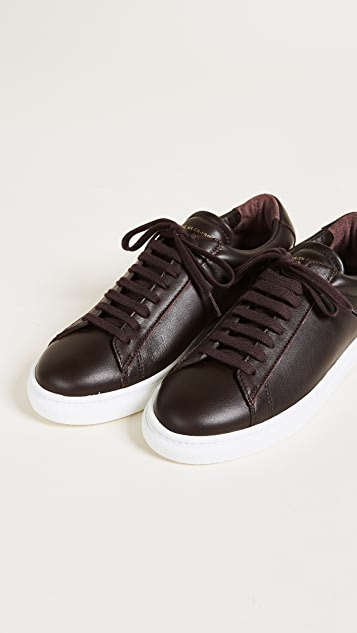Zespa Leather Sneakers