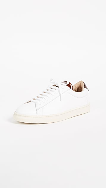 Zespa Lace-Up Sneakers