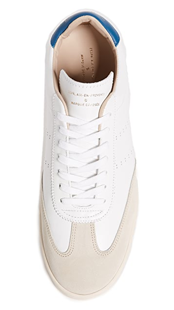 Zespa ZSP GT APLA Leather Sneakers