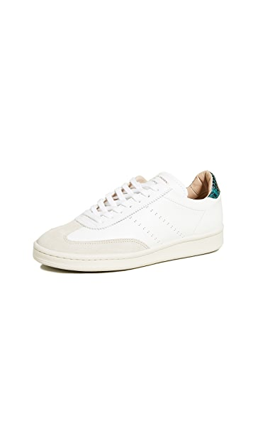 Zespa Nappa W VIP Lace Up Sneakers