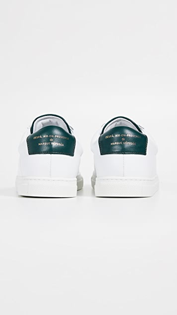 Zespa ZSP4 Low Top Sneakers