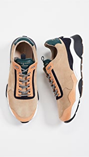 Zespa ZSP7 Mixed Suede Runners