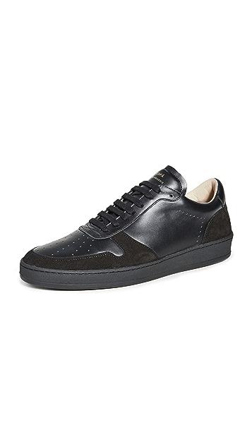 Zespa ZSP23 Monochrome Sneakers