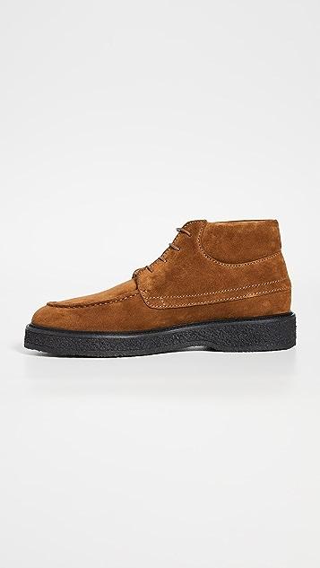Zespa Suede Chukka Boots
