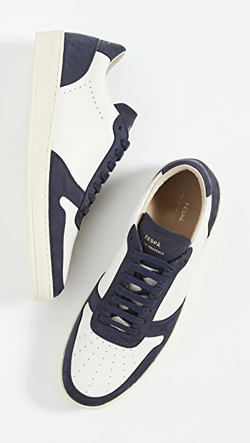 Zespa ZSP23 Nappa OW Nubuck Sneakers