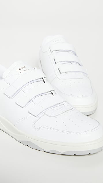 Zespa ZSP23 Scratch Monochrome Sneakers