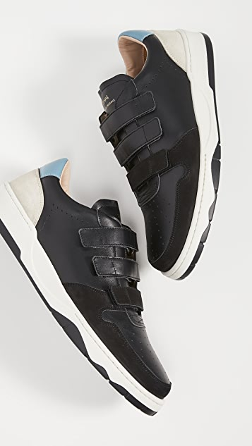 Zespa ZSP23 Scratch Mix Color Sneakers