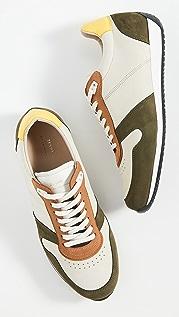 Zespa ZSP6 Nubuck Mix Color Sneakers