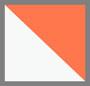 Nappa White/Nappa Orange Cuit