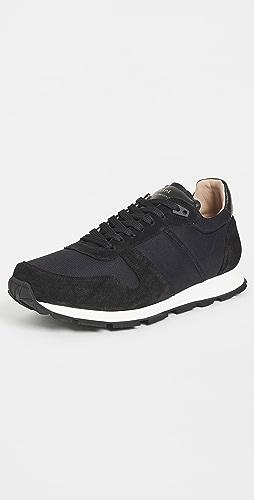 Zespa - ZSP6N Monochrome Sneakers