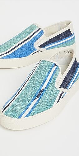 Zespa - ZSP10N Fantasy Textile Sneakers