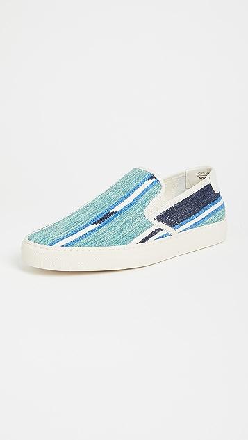 Zespa ZSP10N Fantasy Textile Sneakers