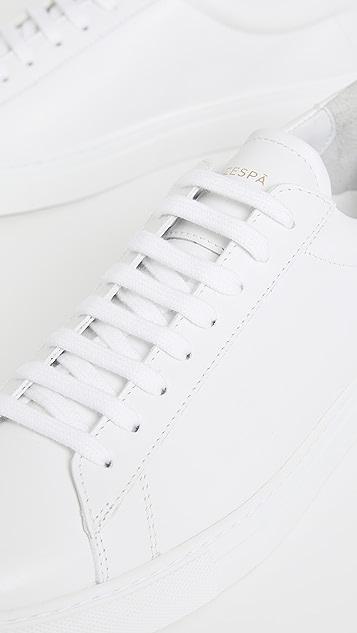 Zespa ZSP4 Monochrome Sneakers