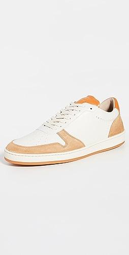 Zespa - Zsp23 Nappa Sneakers