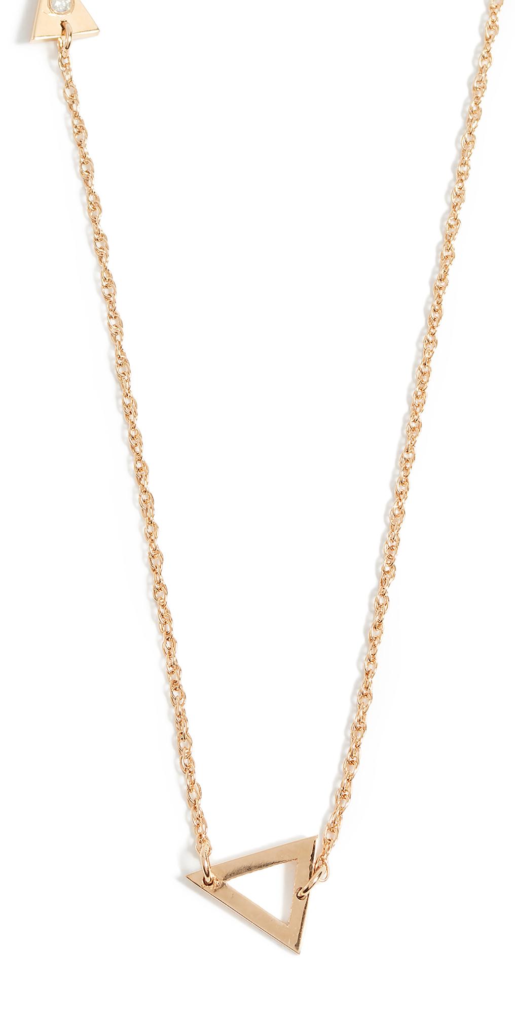 Sasha Diamond Necklace