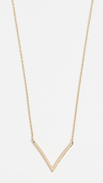 Jennifer Zeuner Jewelry Bianca 小号项链