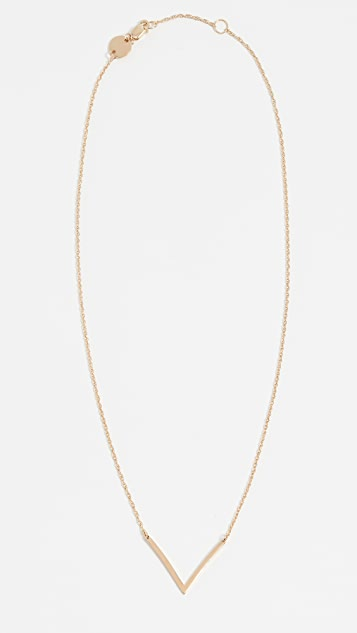 Jennifer Zeuner Jewelry Bianca Small Necklace
