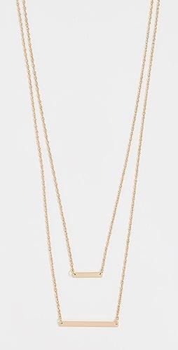 Jennifer Zeuner Jewelry - Cynthia 项链