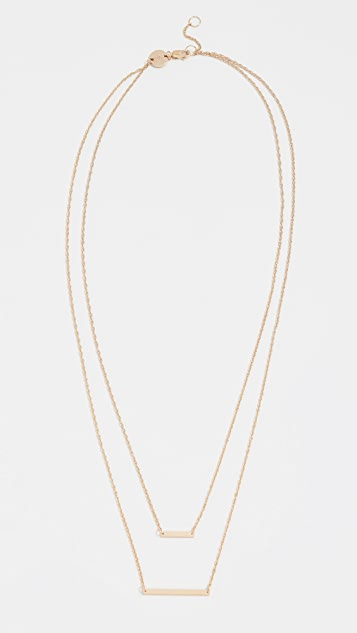Jennifer Zeuner Jewelry Cynthia Necklace