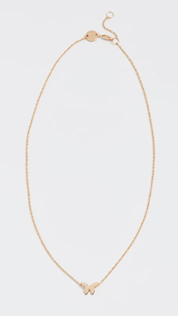 Jennifer Zeuner Jewelry Mariah Mini Necklace