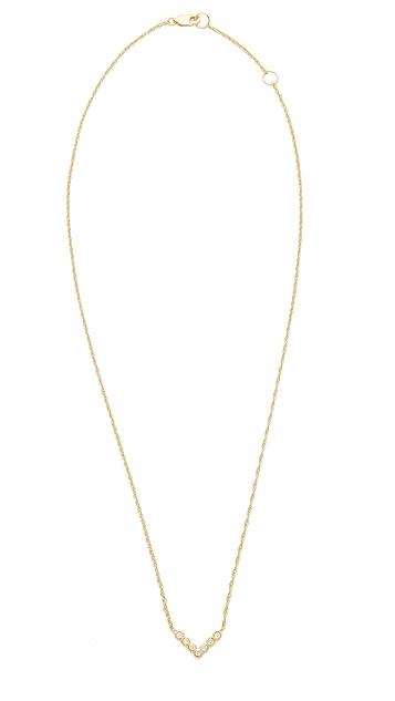 Jennifer Zeuner Jewelry Bria Necklace