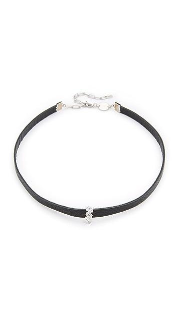 Jennifer Zeuner Jewelry Ivy Jenny Choker Necklace