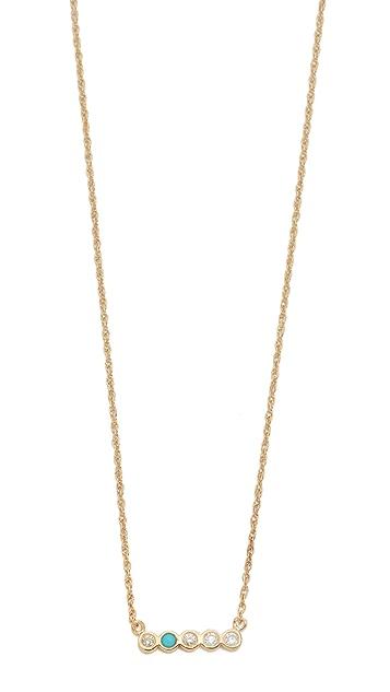 Jennifer Zeuner Jewelry Darby Necklace
