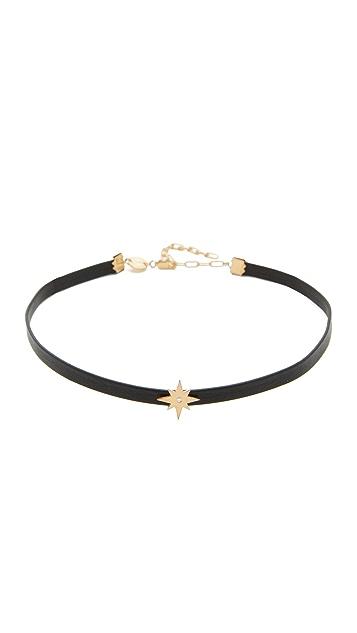 Jennifer Zeuner Jewelry Ivy Gia Choker Necklace