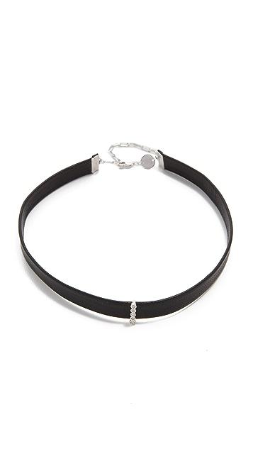 Jennifer Zeuner Jewelry Ivy Janet Choker Necklace