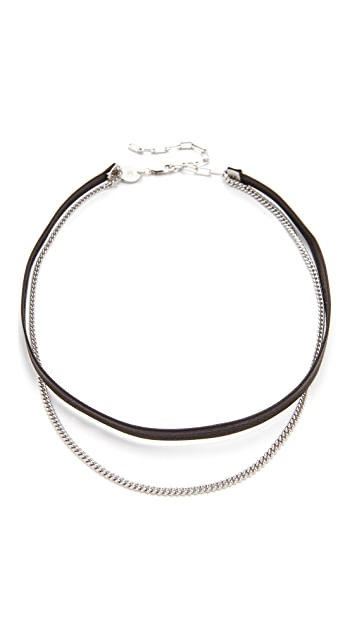 Jennifer Zeuner Jewelry Ivy Cameron Choker Necklace