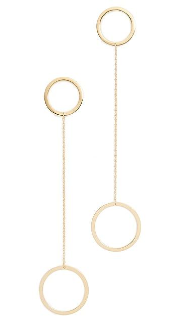 Jennifer Zeuner Jewelry Laine Earrings