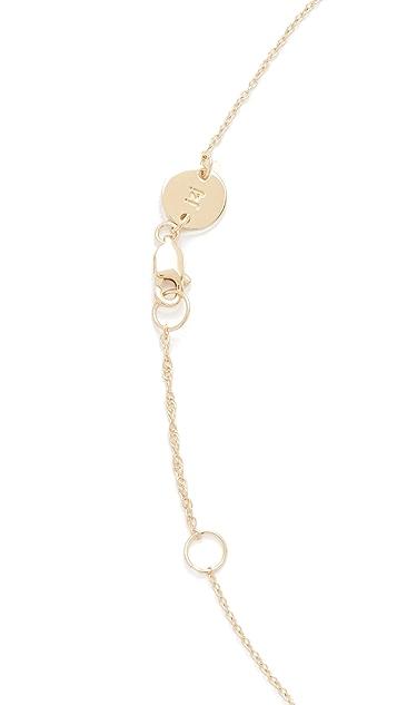 Jennifer Zeuner Jewelry Glenys Choker Necklace