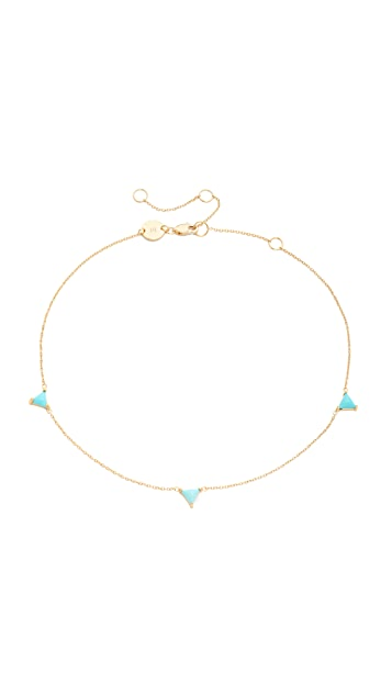 Jennifer Zeuner Jewelry Koi Choker Necklace