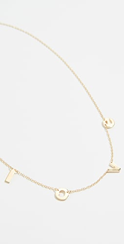 Jennifer Zeuner Jewelry - Parker 项链