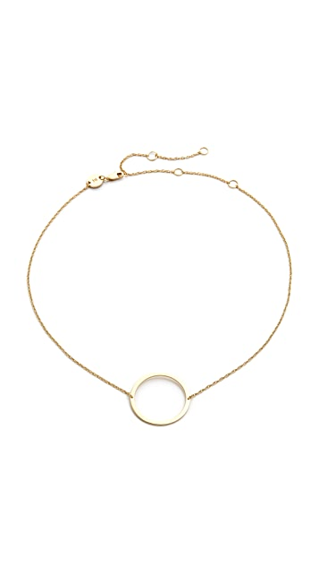 Jennifer Zeuner Jewelry Rayce Choker Necklace