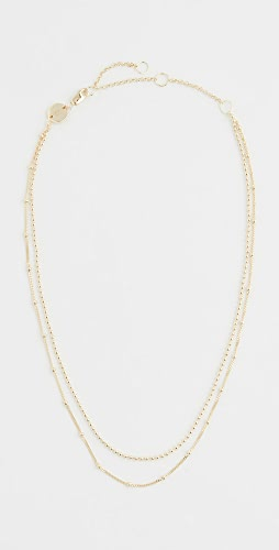 Jennifer Zeuner Jewelry - Ramy 短项链