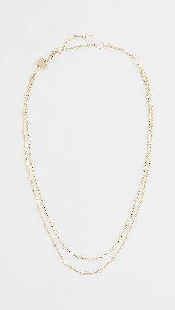 Jennifer Zeuner Jewelry Ramy 短项链