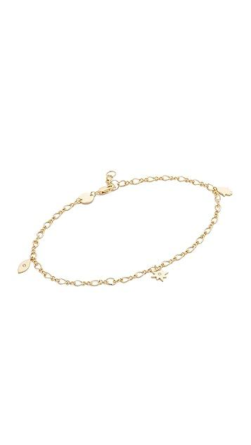 Jennifer Zeuner Jewelry Roza Anklet