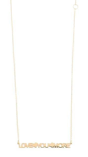 Jennifer Zeuner Jewelry Bella Necklace