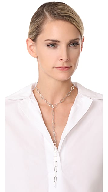 Jennifer Zeuner Jewelry Lennon Lariat Necklace