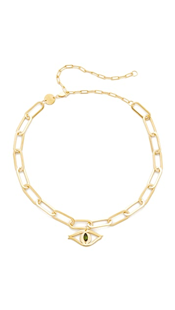 Jennifer Zeuner Jewelry Galit Choker Necklace