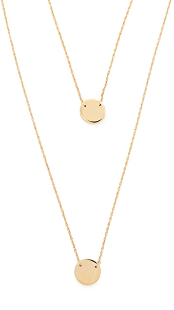 Jennifer Zeuner Jewelry Dylan Necklace