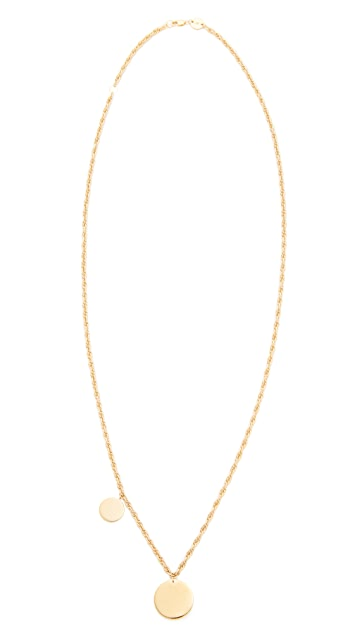 Jennifer Zeuner Jewelry Lita Necklace