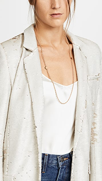 Jennifer Zeuner Jewelry Celia Necklace