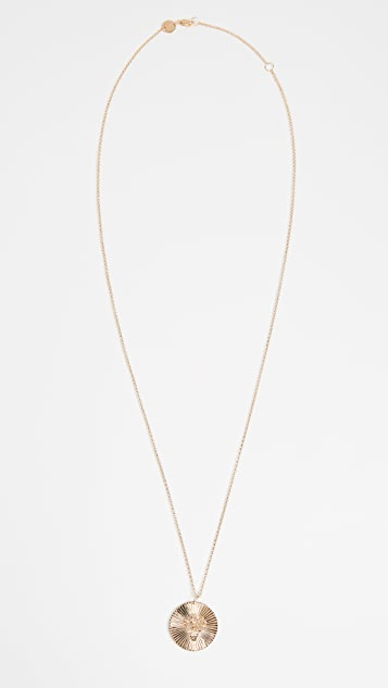 Jennifer Zeuner Jewelry Iris Joan Necklace