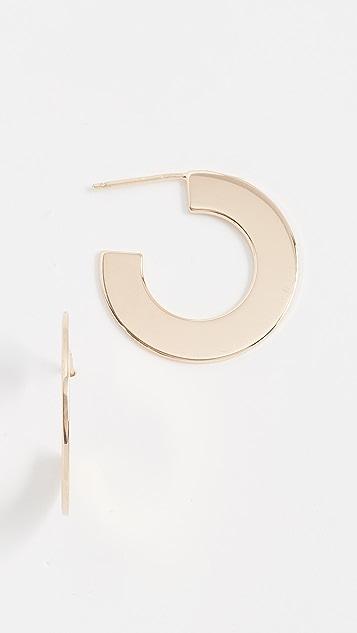 Jennifer Zeuner Jewelry Golda Small Earrings