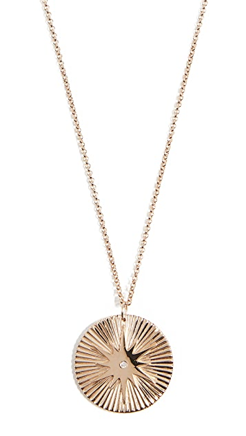 Jennifer Zeuner Jewelry Iris Arlene Necklace