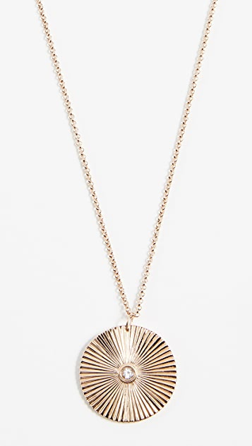 Jennifer Zeuner Jewelry Iris Necklace