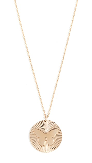 Jennifer Zeuner Jewelry Iris Mariah Short Necklace